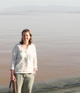 Andrina in Ethiopia!