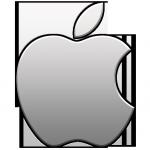 Apple-logo-icon-Aluminum