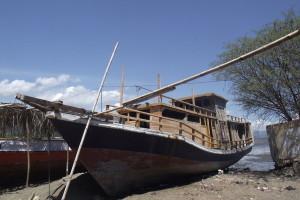 The good ship Yosina
